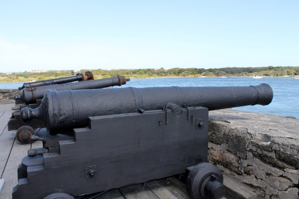 If the British took control of the Matanzas Inlet, St. Augustine could have been starved into surrender.