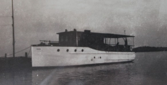 and as she appeared in 1927