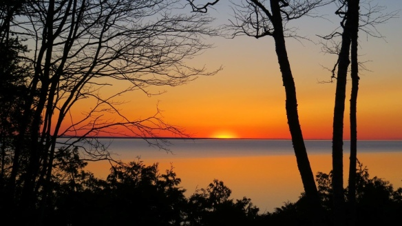 Sunrise - May 1  (Photo: Clark Bloswick)