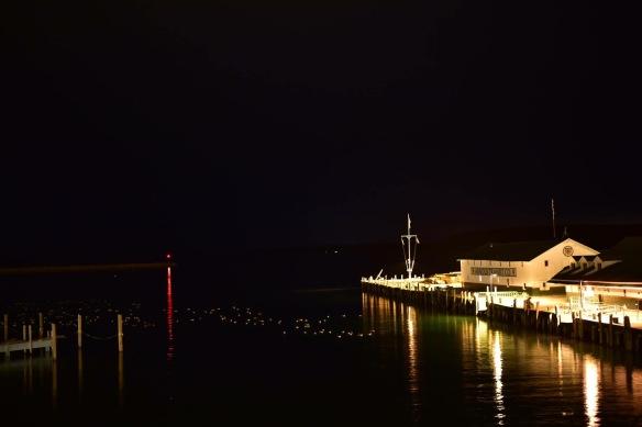 A peaceful Arnold dock. (Photo: Steve Fridley)
