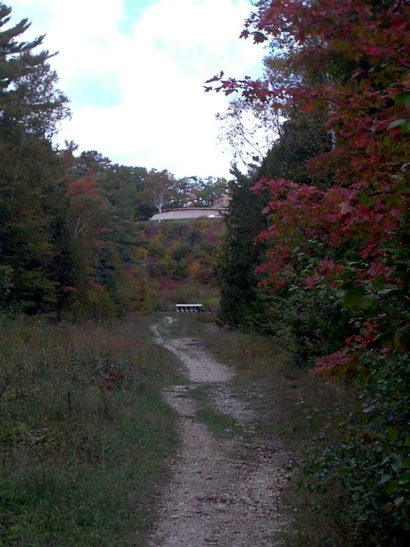 Rifle Range Trail. (Photo: Tom Chambers)